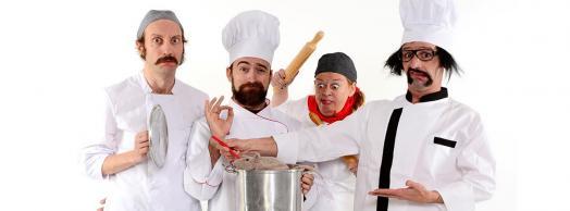 """Teatro: """"Chefs"""""""