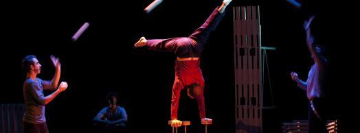 """Teatro infantil: """"Sinergia 3.0"""""""