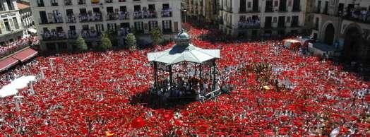 Fiestas de Santa Ana en Tudela 2019