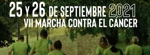 Marcha contra el cáncer en Navarra 2021
