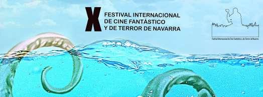 X Festival de Cine Fantástico de Navarra