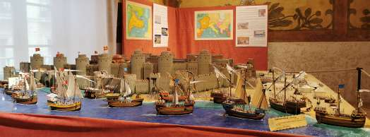 XI Muestra de Modelismo Naval