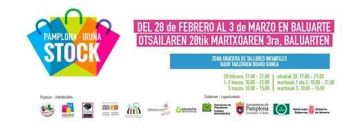 XIII Feria del Stock y el Comercio de Pamplona 2019