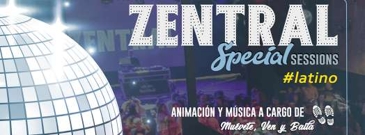 Zentral Special Sessions